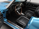 Images of Corvette Sting Ray L36 427/390 HP Convertible (C2) 1967