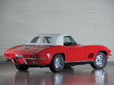Images of Corvette Sting Ray L79 327/350 HP Convertible (C2) 1967