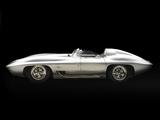 Photos of Corvette Stingray Racer Concept Car 1959