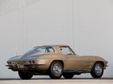 Photos of Corvette Sting Ray (C2) 1963