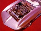 Photos of Corvette Asteroid Barris Kustom 1963