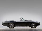 Photos of Corvette Sting Ray L72 427/425 (450) HP Convertible (C2) 1966