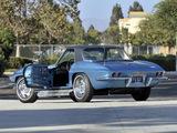 Photos of Corvette Sting Ray L89 427/435 HP Convertible (C2) 1967