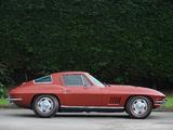Photos of Corvette Sting Ray L36 427/390 HP (C2) 1967