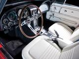 Photos of Corvette Sting Ray L79 327/350 HP Convertible (C2) 1967