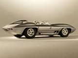 Pictures of Corvette Stingray Racer Concept Car 1959