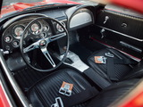 Pictures of Corvette Sting Ray Race Car 7 11 (C2) 1963