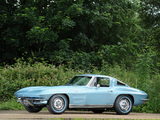 Pictures of Corvette Sting Ray (C2) 1963