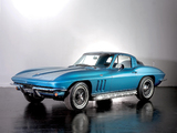 Pictures of Corvette Sting Ray 327 (C2) 1965–66
