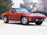 Pictures of Corvette Sting Ray 427 (C2) 1967