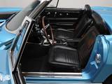 Pictures of Corvette Sting Ray L36 427/390 HP Convertible (C2) 1967