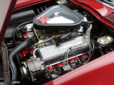 Pictures of Corvette Sting Ray L68 427/400 HP Convertible (C2) 1967