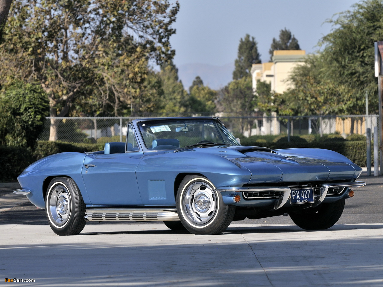 Pictures Of Corvette Sting Ray L89 427 435 Hp Convertible