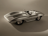 Corvette Stingray Racer Concept Car 1959 wallpapers