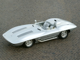 Corvette Stingray Racer Concept Car 1959 wallpapers