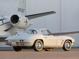 Corvette Sting Ray L76 327/340 HP (C2) 1963 wallpapers