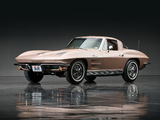 Corvette Sting Ray (C2) 1963 wallpapers