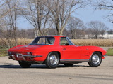 Corvette Sting Ray L84 327/375 HP Fuel Injection Convertible (C2) 1964 wallpapers