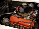 Corvette Sting Ray L78 396/425 HP Convertible (C2) 1965 wallpapers