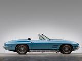 Corvette Sting Ray L89 427/435 HP Convertible (C2) 1967 wallpapers