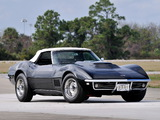 Corvette L88 427/430 HP Convertible (C3) 1968 pictures