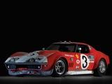 Corvette Sting Ray L88 Race Car (C3) 1968 pictures