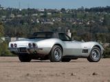 Corvette L68 427/400 Convertible (3) 1969 pictures