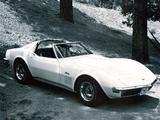 Corvette Stingray (C3) 1970–72 pictures
