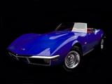 Corvette Stingray Convertible (C3) 1970–72 wallpapers