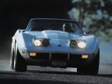 Corvette Stingray Convertible (C3) 1973 photos