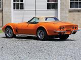 Corvette Stingray Convertible (C3) 1973 wallpapers