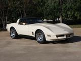 Corvette (C3) 1980–82 photos