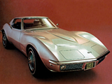 Images of Corvette Sting Ray Coupe (C3) 1968