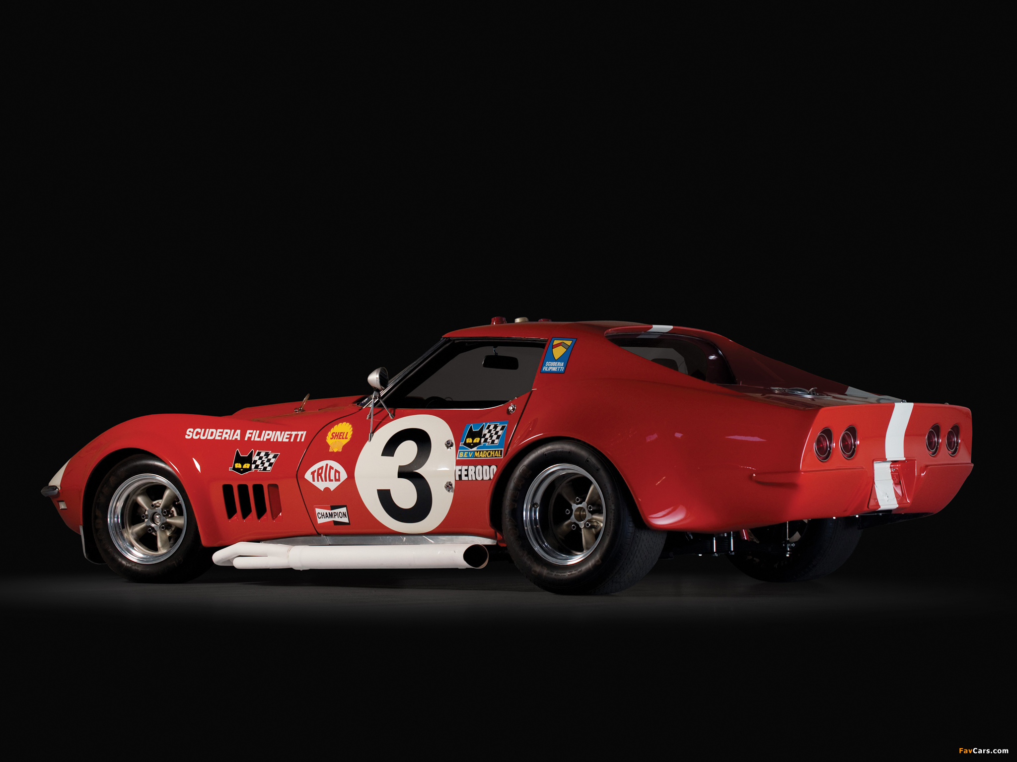 photos of corvette sting ray l88 race car c3 1968. Black Bedroom Furniture Sets. Home Design Ideas