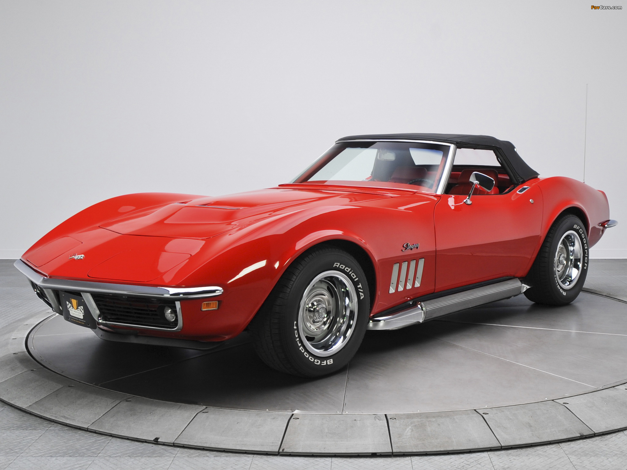 photos of corvette stingray l46 350 convertible c3 1969 2048x1536. Black Bedroom Furniture Sets. Home Design Ideas