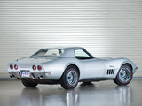 Photos of Corvette Stingray L71 427 Convertible (C3) 1969