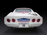 Photos of Corvette Stingray ZL1 BFG/John Greenwood Race Car (C3) 1972