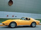 Photos of Corvette Stingray (C3) 1973