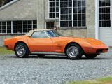 Photos of Corvette Stingray Convertible (C3) 1973