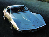 Pictures of Corvette Sting Ray Coupe (C3) 1968