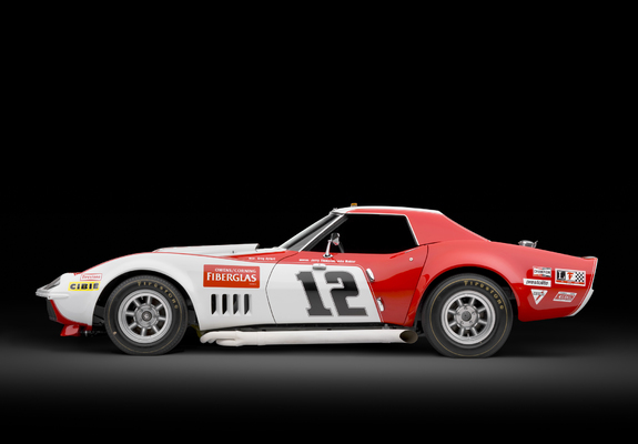 pictures of corvette l88 convertible race car c3 1968. Black Bedroom Furniture Sets. Home Design Ideas