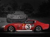 Pictures of Corvette Sting Ray L88 Race Car (C3) 1968