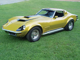Pictures of Baldwin-Motion Phase III GT Corvette (C3) 1969–74