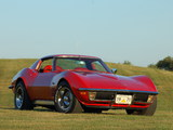 Pictures of Corvette Stingray (C3) 1970–72