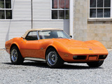 Pictures of Corvette Stingray Convertible (C3) 1973