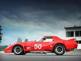 Pictures of Greenwood Corvette IMSA Racing Coupe (C3) 1977