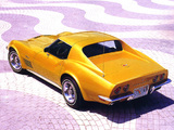 Corvette Stingray 350 LT1 (C3) 1970–72 wallpapers