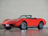 Corvette Stingray Convertible (C3) 1974–75 wallpapers