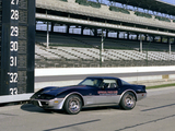 Corvette Indy 500 Pace Car (C3) 1978 wallpapers