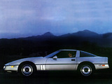 Corvette Coupe (C4) 1983–91 images